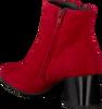 Rote PAUL GREEN Stiefeletten 9609  - small