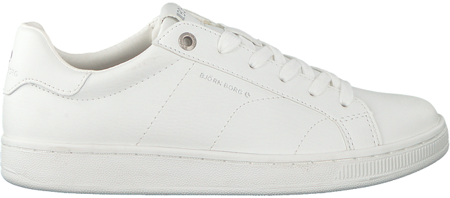Weiße BJORN BORG Sneaker T305 LOW CLS
