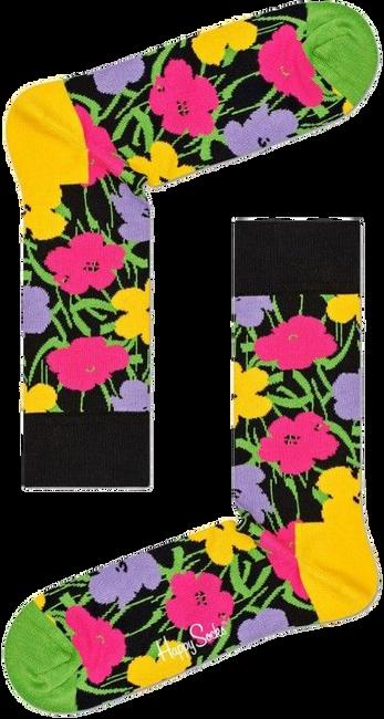 HAPPY SOCKS Socken ANDY WARHOL FLOWER - large