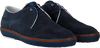 Blaue FLORIS VAN BOMMEL Business Schuhe 14020  - small