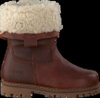 Cognacfarbene KOEL4KIDS Ankle Boots KO0680  - medium