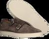Braune GIORGIO Business Schuhe 21730  - small