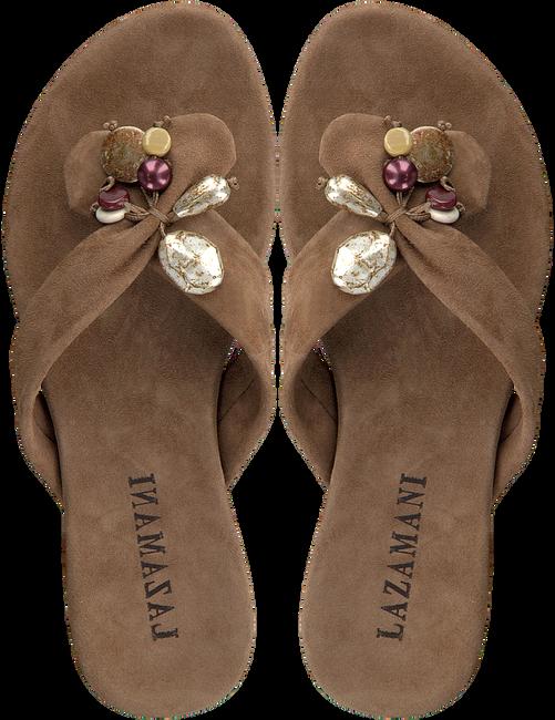 brown LAZAMANI shoe 75.573  - large