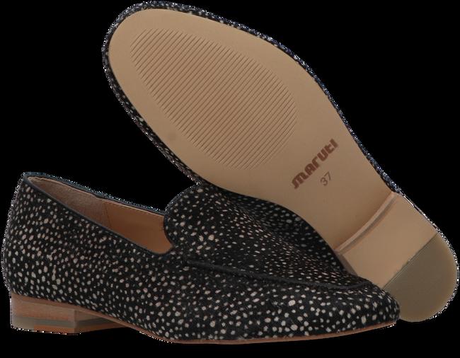 Schwarze MARUTI Loafer BLOOM  - large