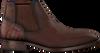 Cognacfarbene BRAEND Chelsea Boots 24986  - small