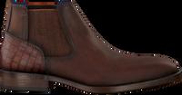 Cognacfarbene BRAEND Chelsea Boots 24986  - medium