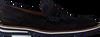 Blaue MAZZELTOV Slipper 5452  - small