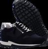 Blaue HASSIA Sneaker low MADRID  - small