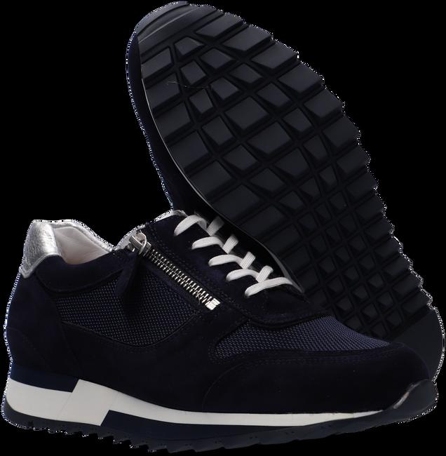 Blaue HASSIA Sneaker low MADRID  - large