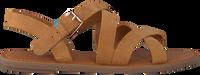 Cognacfarbene TOMS Sandalen WM SICILY SAND  - medium