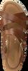 Cognacfarbene GABOR Sandalen 832 - small