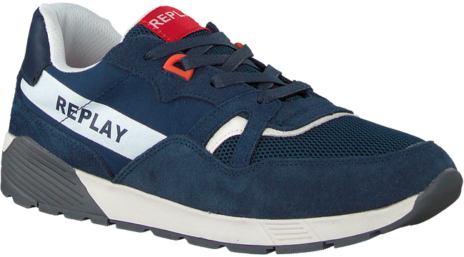 Blaue REPLAY Sneaker MIAMI  - large