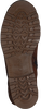 Cognacfarbene GABOR Hohe Stiefel 813  - small