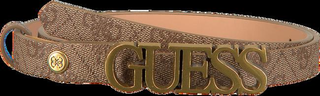 Braune GUESS Gürtel NOELLE ADJUSTABLE PANT  - large
