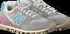 Graue NEW BALANCE Sneaker low WL996  - small