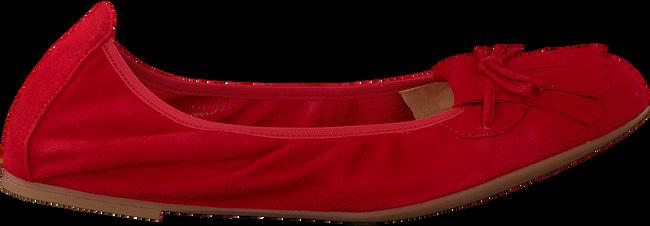 Rote UNISA Ballerinas AYELE - large