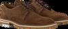Cognacfarbene MAZZELTOV Business Schuhe 5406  - small