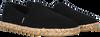 Schwarze TOMS Espadrilles WM PISMO ESP  - small