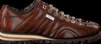 Cognacfarbene HARRIS Business Schuhe 0817/P  - medium