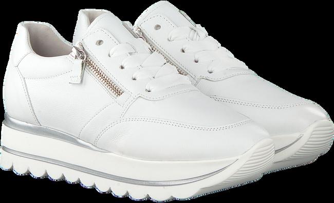 Weiße GABOR Sneaker 24.410 - large