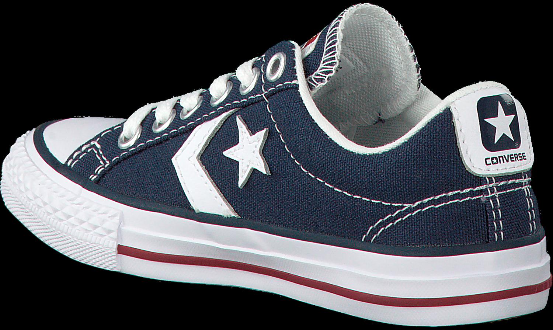 Blaue CONVERSE Sneaker STAR PLAYER EV OX KIDS | Omoda.at