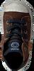 Cognacfarbene DEVELAB Sneaker 41683 - small