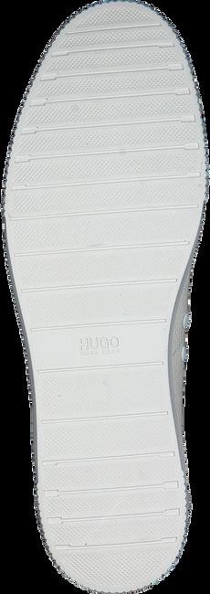 Weiße HUGO Schnürschuhe ZERO TENN GRKN  - large