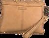 Camelfarbene DEPECHE Handtasche 14538  - small