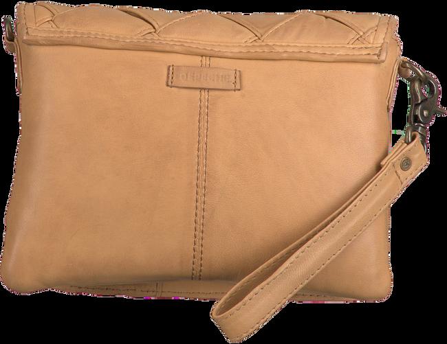 Camelfarbene DEPECHE Handtasche 14538  - large