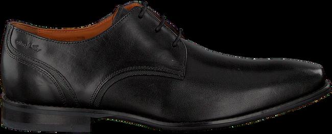 Schwarze VAN LIER Business Schuhe 1956500  - large
