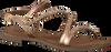 bronze LAZAMANI shoe 75.582  - small