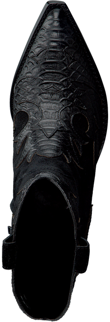 Schwarze ASH Stiefeletten DESPERADO  - large
