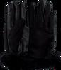 Schwarze UGG Handschuhe SHORTY TECH  - small