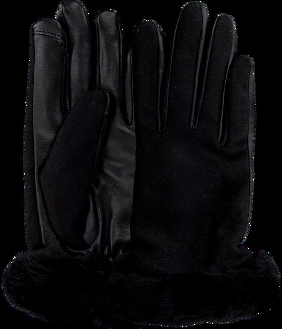 Schwarze UGG Handschuhe SHORTY TECH  - large