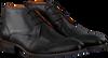 Schwarze VAN LIER Business Schuhe 1959123  - small