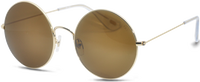 Braune IKKI Sonnenbrille DUFOUR - medium