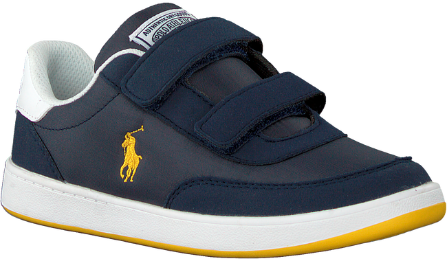 Blaue POLO RALPH LAUREN Sneaker low RONNIE EZ  - large