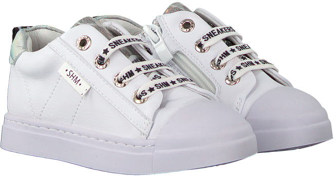 Weiße SHOESME Sneaker low SH20S004  - large