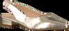 Goldfarbene NOTRE-V Pumps 45252  - small