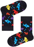 Blaue HAPPY SOCKS Socken KIDS SHARK  - medium