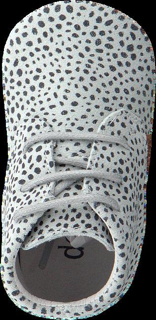 Weiße DEVELAB Babyschuhe 41043  - large
