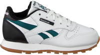 Weiße REEBOK Sneaker low CLASSIC LEATHER  - medium