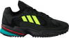 Schwarze ADIDAS Sneaker YUNG-1 TRAIL  - small