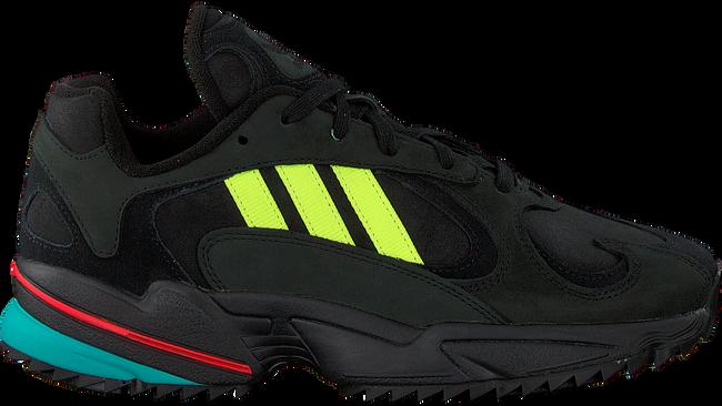 Schwarze ADIDAS Sneaker YUNG-1 TRAIL  - large