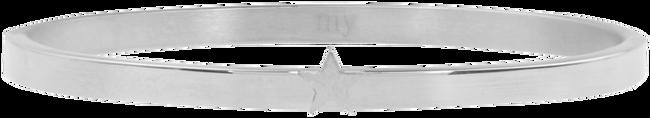 Silberne MY JEWELLERY Armband STAR BANGLE - large