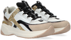 Weiße REPLAY Sneaker low FLYS  - small