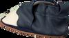 Blaue BOUMY Babyschuhe PAWS - small