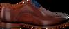 Cognacfarbene VAN LIER Business Schuhe 94310 - small