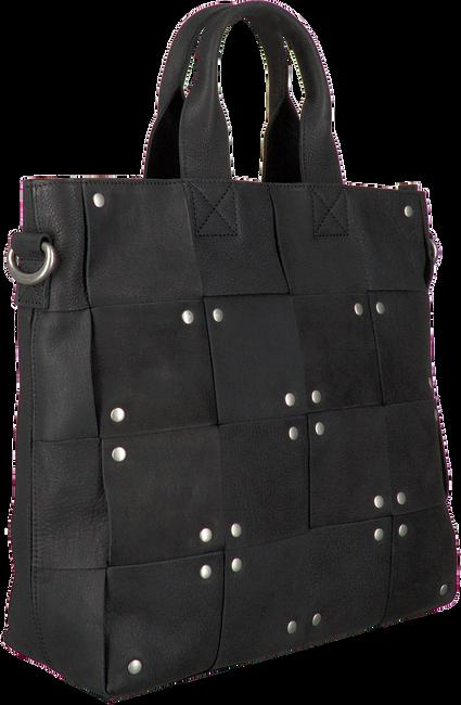 Schwarze SHABBIES Handtasche 212020037  - large