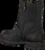 Schwarze OMODA Biker Boots 8525 - small